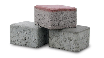 TTE®-paving stone (grey, ruby red, anthracite)