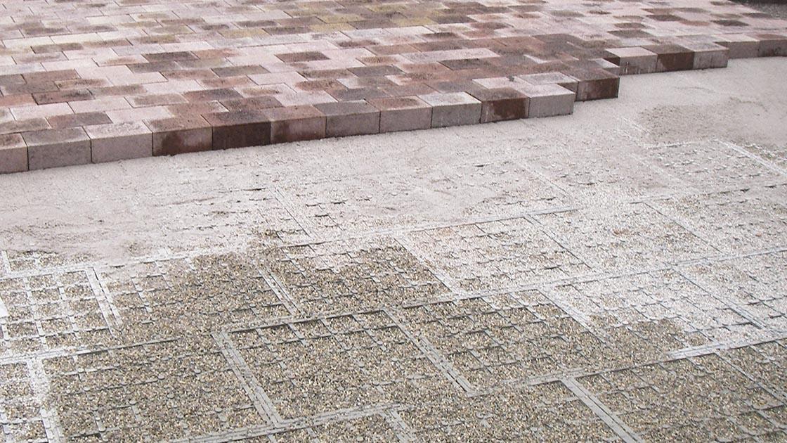 Rasengitterplatten Tte Aussenanlagen Okologisch Und Preiswert Bauen